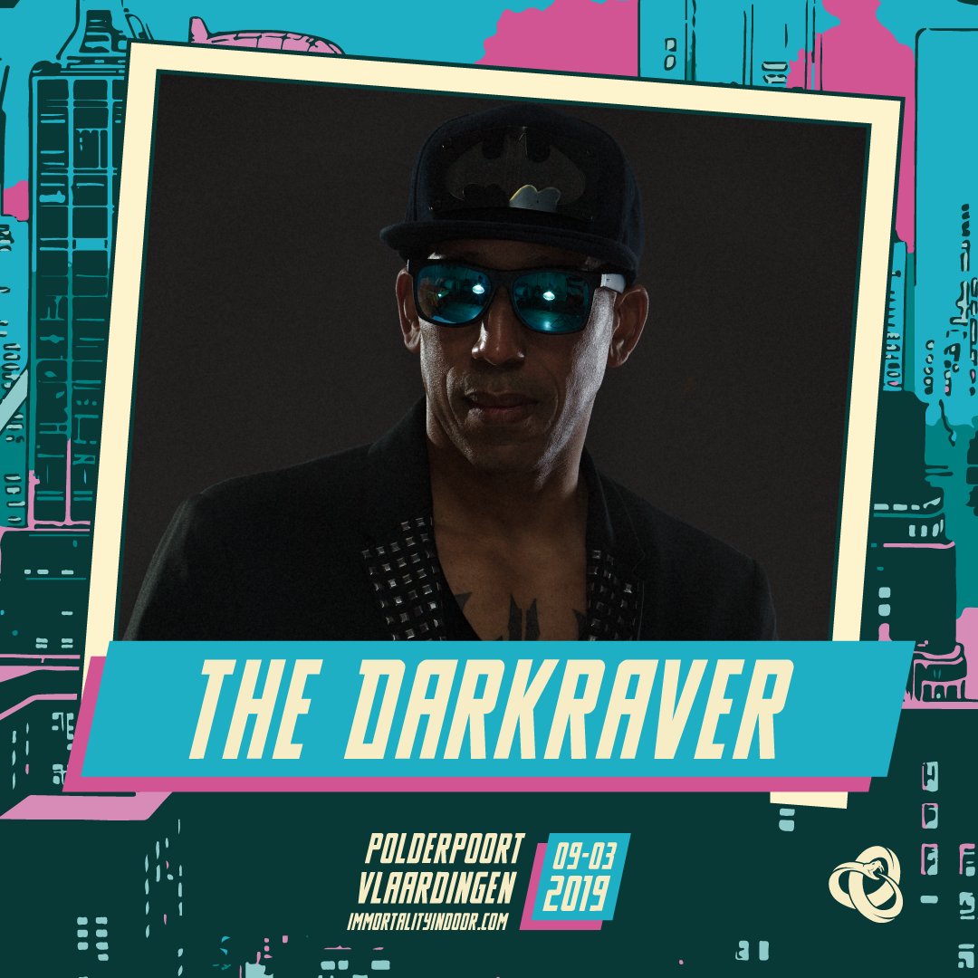 THE DARKRAVER